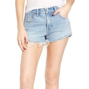 Levi's 501 Short Tune Into You Shorts